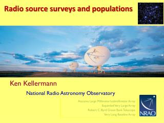 Radio source surveys and populations