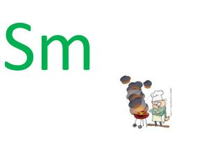 sm → all sm all sm → ear sm ear
