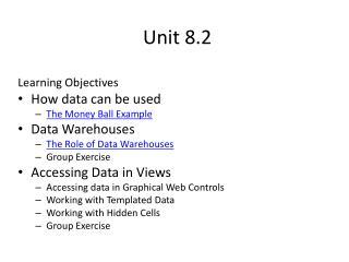 Unit 8.2