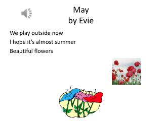 May by  Evie