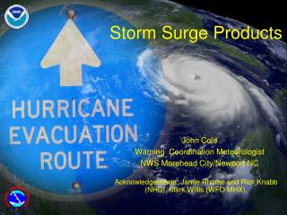 Storm Surge Products
