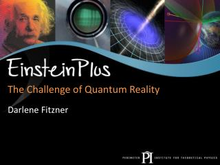 The Challenge of Quantum Reality