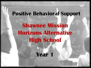 Positive Behavioral Support