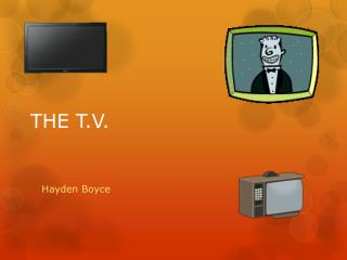 THE  T .V.