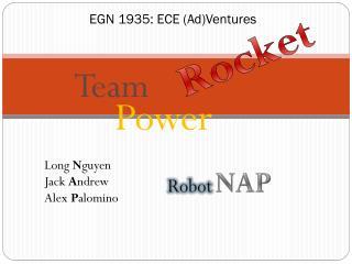 EGN 1935: ECE (Ad)Ventures