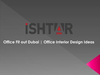 Office Fit out Dubai - Office Interior Design Ideas