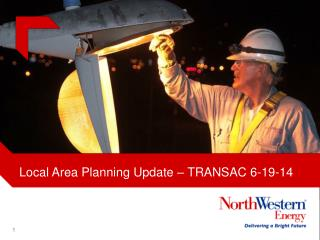 Local Area Planning Update – TRANSAC 6-19-14