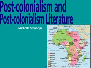Post-colonialism and
