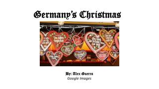 Germany�s Christmas