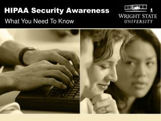 HIPAA Security Awareness Training Module