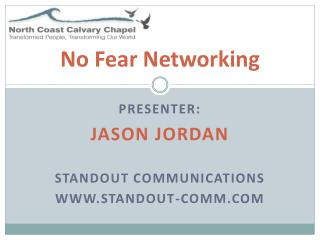 No Fear Networking