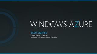 Windows A z ure