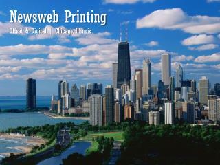 Newsweb  Printing Offset & Digital | Chicago, Illinois