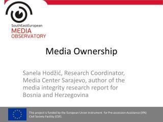 Media O wner ship
