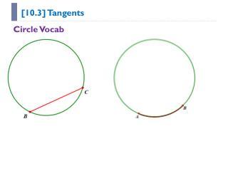 [10.3] Tangents