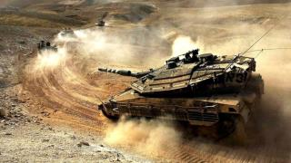 الدبابات ماركة واحد أول دبابات فى التاريخ