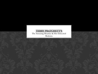Terry pratchett's