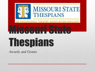 Missouri State Thespians
