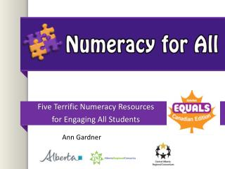 Five Terrific Numeracy Resources  for Engaging All Students