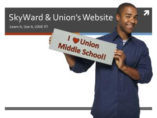 SkyWard & Union's Website