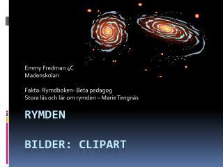Rymden Bilder: Clipart