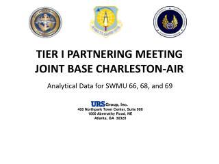 TIER I PARTNERING  MEETING JOINT BASE CHARLESTON-AIR