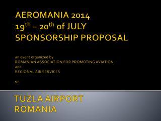 TUZLA AIRPORT ROMANIA