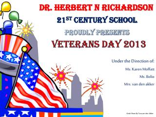 Dr. Herbert n Richardson