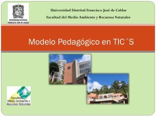 Modelo Pedag�gico en TIC�S