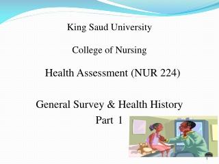 Developing the Nursing Care Plan