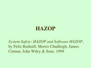 HAZOP