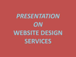 MIAMI WEBSITE DESIGN SERVICES