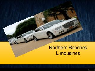 Northern Beaches Limousines