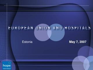 The EU Blood Directive
