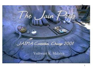 The Jain Poets