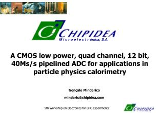 Particle Physics Calorimetry