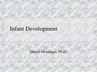 Developmental Psychology 1: Introduction