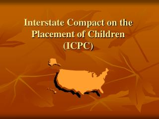 Interstate Compact on the Placement of Children ICPC