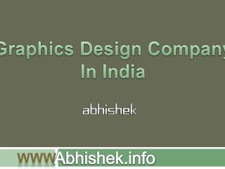 Top Grpahics Design Solutions Provider India