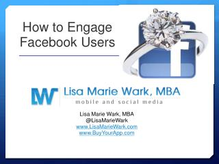 How to Engage Facebook Users