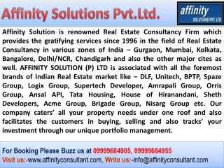 DLF 3 BHK Luxury Projects@ 09999684955@