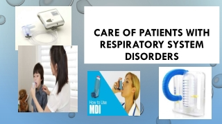 Spirometry: Indications and Role in Asthma Diagnosis  Management