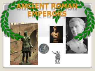 Ancient Roman emperors