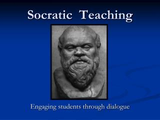 Socratic  Teaching
