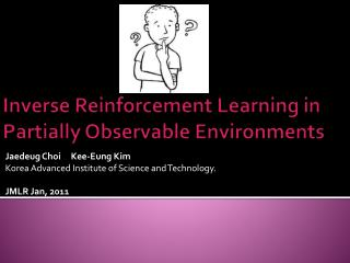 Inverse Reinforcement Learning in Partially Observable Environments
