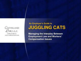 An Employer's Guide to JUGGLING CATS