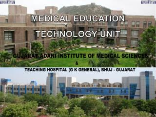 MEDICAL EDUCATION TECHNOLOGY UNIT