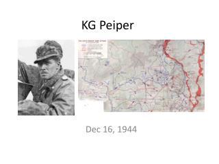 KG  Peiper