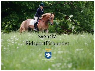Svenska  Ridsportf�rbundet
