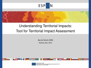 Understanding Territorial Impacts: Tool for Territorial Impact Assessment